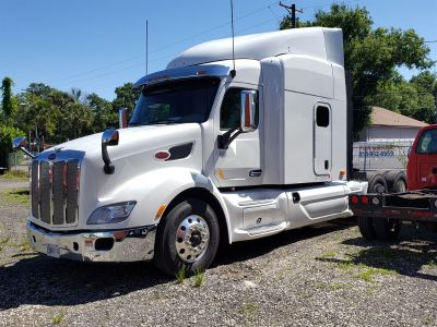 2015 Peterbilt MX16113d13 Conventional (White)