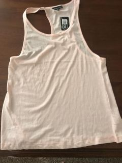 Size L top nwt