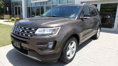 2016 Ford Explorer XLT (brown)