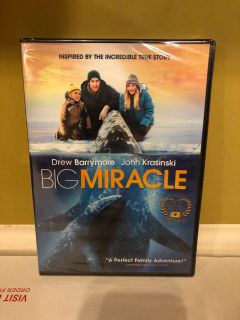Big Miracle - Brand New Sealed