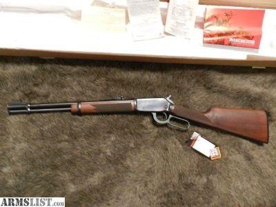 For Sale: Winchester Model 9422 Trapper