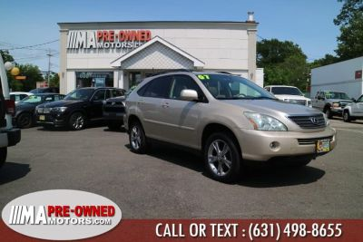 2007 Lexus RX 400h Base (Savannah Metallic)
