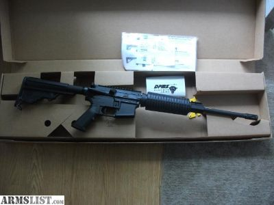 For Sale: DPMS AR-15 NEW