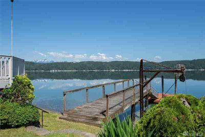 12771 E State Route 106 Belfair Two BR, Soak in the Hood Canal