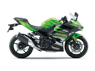 2018 Kawasaki Ninja 400 KRT Edition Sport Motorcycles Eureka, CA