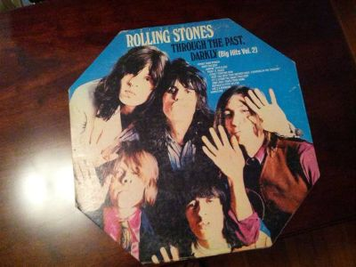 Rolling Stones Through the Past Darkly  LP