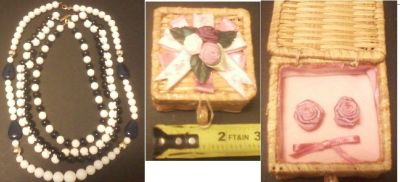*REDUCED* Necklaces and Earings