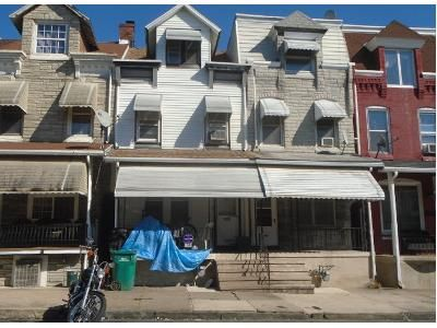 5 Bed 1.0 Bath Preforeclosure Property in Reading, PA 19604 - N 10th St
