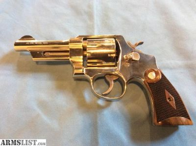 For Sale: Smith & Wesson Model 22-4 .45acp