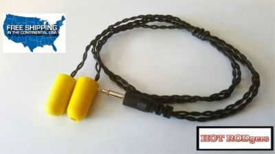 Purchase Challenger PRO 50 Foam Ear Buds For Race Car Radios WORLDWIDE USPS SHIPPING motorcycle in Tampa, Florida, United States, for US $49.99
