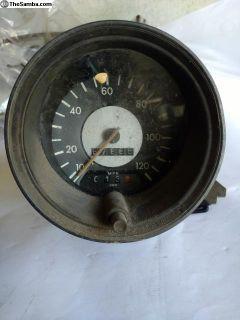 412 speedo 4/74 w/ clios