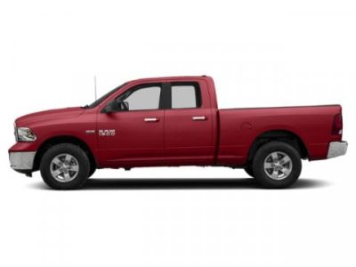 2019 RAM RSX Tradesman (Flame Red Clearcoat)