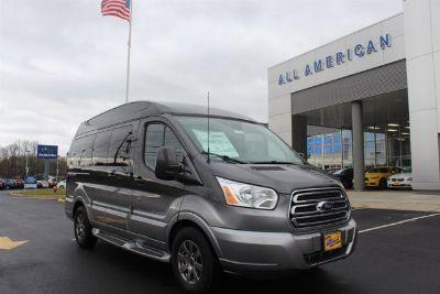 2016 Ford Transit Wagon XLT CUSTOM EXPLORER VAN (Magnetic)