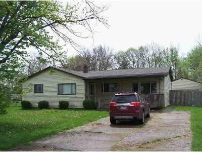 3 Bed 1.5 Bath Foreclosure Property in Franklin, OH 45005 - Dubois Rd