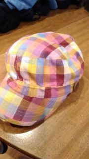 Hat for little girls, size S/M