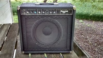 Special 130 GTR Amp