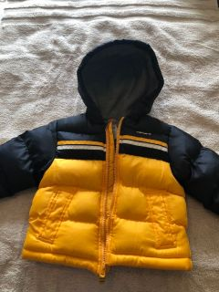 2T Carter s Puffy Winter Coat