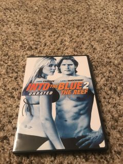 Into The Blue 2 movie, Never opened!