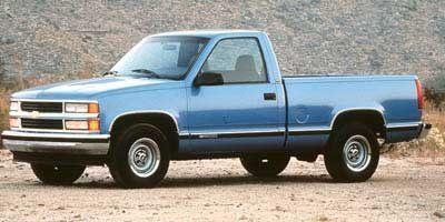 1998 Chevrolet RSX C1500 Silverado (Light Pewter (Met))