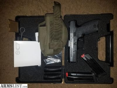 For Trade: CZ p10 C for trade.