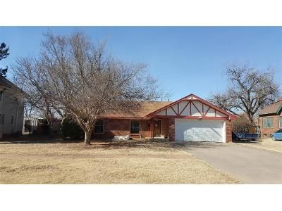 3 Bed 2 Bath Foreclosure Property in Hobart, OK 73651 - N Randlett St