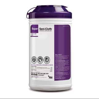 NEW-Sani-Cloth, X-Large Canister