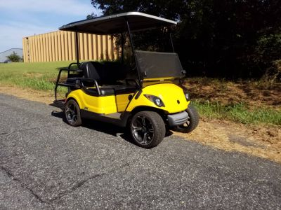 2016 Yamaha THE DRIVE PTV (A.C.) Golf carts Covington, GA