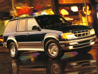 1999 Ford Explorer XL ()
