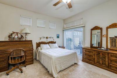Bedroom Furniture, bed & memory foam mattress