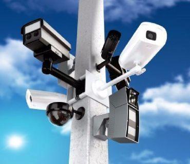 PTZ cameras outdoor installation services