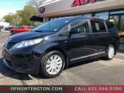 $21990.00 2017 TOYOTA SIENNA with 27815 miles!