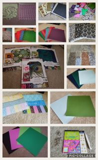 Scrapbooking and more