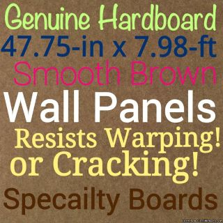 Decorative Specialty Boards - Wall Panels