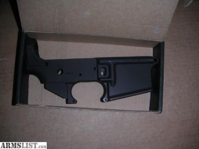 For Sale: Stag Arms, Anderson Mfg, QC-10 glock mag Stripped Lower Receivers