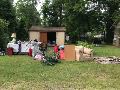 6/16 Week Long Yard Sale @ 4321 B St in LR (hillcrest)