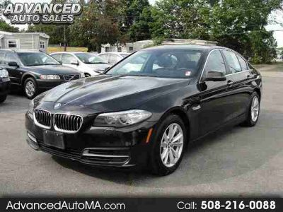 Used 2014 BMW 5 Series for sale