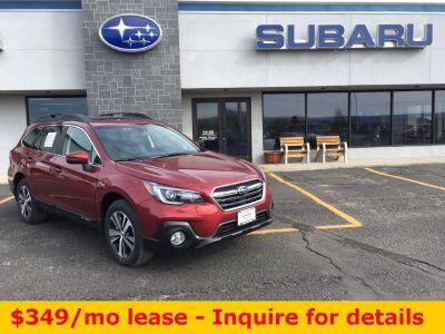 2018 Subaru Outback 2.5i (Crimson Red Pearl)