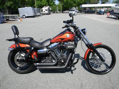 2011 Harley-Davidson Dyna Wide Glide Cruiser Motorcycles Springfield, MA