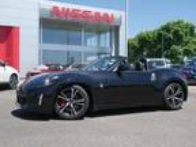 used 2018 Nissan 370Z for sale.