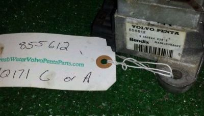 Purchase Volvo Penta Aq 171 A / C P/n 855612 Ignition Control module Aq 171A Aq 171C motorcycle in North Port, Florida, United States, for US $399.00