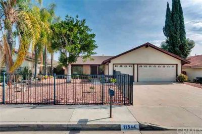 11544 Davis Street Moreno Valley Four BR, BACK ON THE MARKET!!!