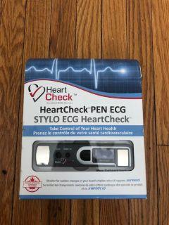HeartCheck PEN ECG STYLO ECG HeartCheck