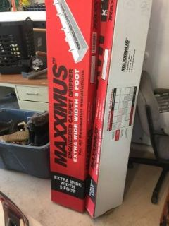 Carpet Tack Strips, from Great floors, 5 boxes-$ 150 for all of them