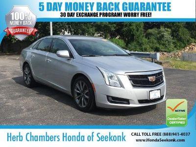 2016 Cadillac XTS 3.6L V6 (Radiant Silver)