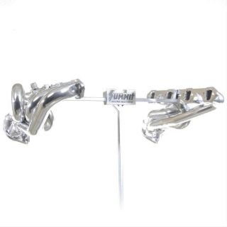 """Purchase BBK Equal Length Shorty Headers Silver Ceramic Coated 1 5/8"""" Primaries 15290 motorcycle in Tallmadge, Ohio, United States, for US $349.99"""