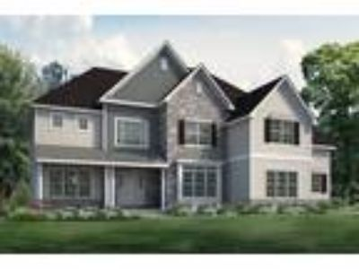 The Preakness Farmhouse by Tuskes Homes: Plan to be Built
