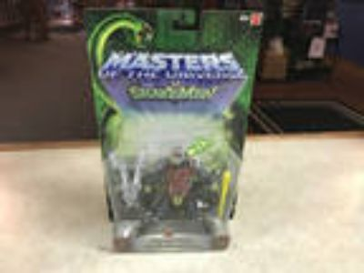 200x Mattel Masters of the Universe Figure MOC SNAKEMEN