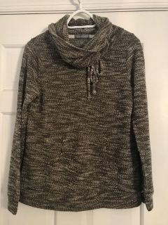 Summer/Fall Pull-Over w/ Cowl Neck Ladies size M