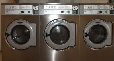 Coin Laundry Wascomat W630 Washer 3ph Used