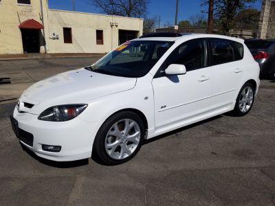 2008 Mazda Mazda3 s Sport (White)